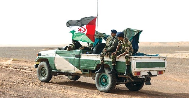 GUERRA EN EL SAHARA | Parte de guerra Nº137