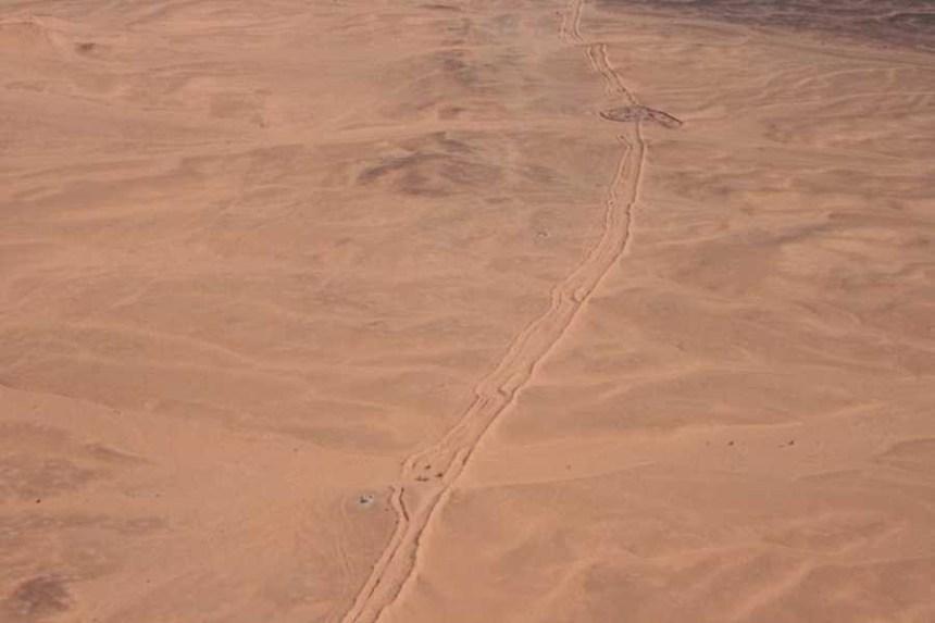 Marruecos ha levantado 50 nuevos kilómetros de muro en su extremo sureste para impedir incursiones del Ejército saharaui