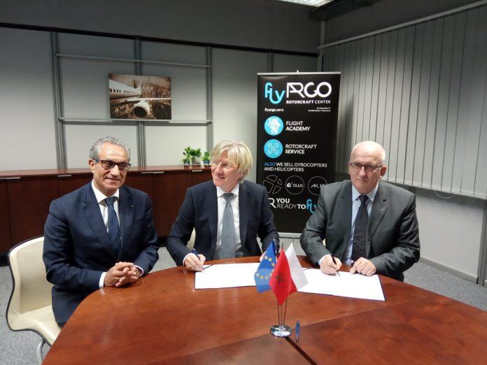 La empresa polaca de aeronáutica flyARGO, comienza a invertir ilegalmente en los territorios ocupados del Sáhara Occidental