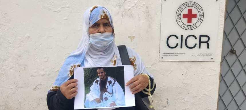 Llamamiento a la ONU y a la Cruz Roja Internacional para salvar a Haddi – #LIBERTADHADDI | Contramutis