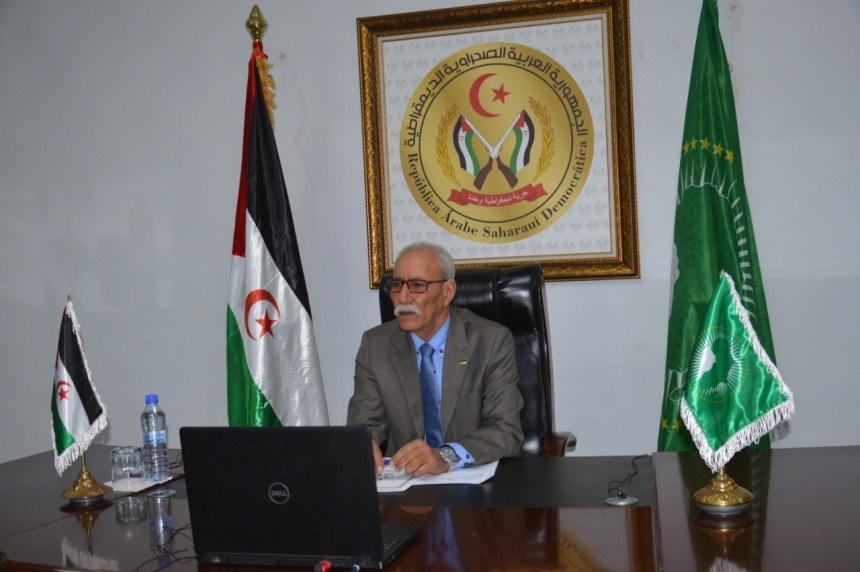 ⚫ Discurso completo del presidente Brahim Ghali ante el Consejo Africano de Paz y Seguridad