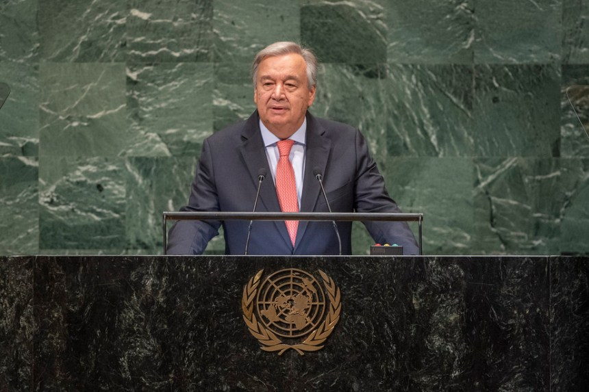 Guterres admite la guerra en el Sáhara Occidental y reconoce dificultades en la labor de la MINURSO