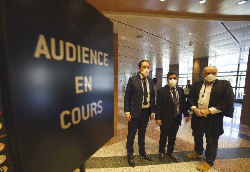 EL TJUE EXAMINA LOS RECURSOS DEL FRENTE POLISARIO CONTRA LOS ACUERDOS UE/MARRUECOS QUE INCLUYEN EL SAHARA OCCIDENTAL (Comunicado de prensa) | Sahara Press Service