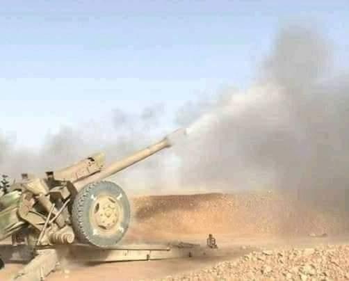 GUERRA EN EL SAHARA   Parte de guerra Nº168