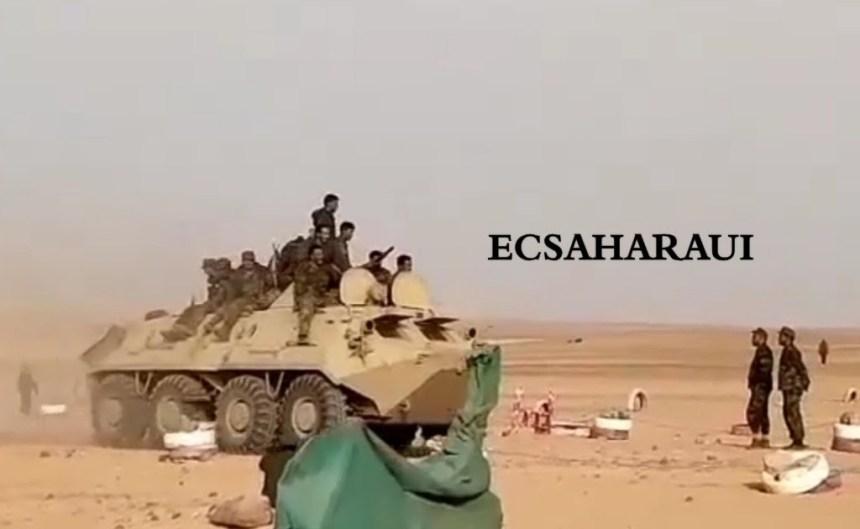 GUERRA EN EL SAHARA | Parte de guerra Nº160