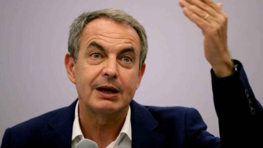 El ex presidente socialista Zapatero, defensor de las tesis marroquís sobre el futuro del Sahara Occidental, pide al pueblo saharaui que abandone su legítima defensa y sus justas aspiraciones nacionales por no ser «una política realista»