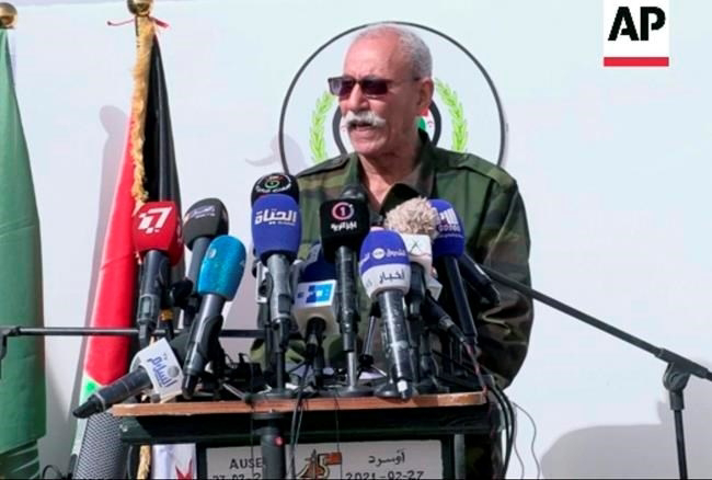 Gobierno de España y Frente Polisario confirman la presencia del presidente saharaui, Brahim Ghali, en territorio español «para recibir asistencia sanitaria»