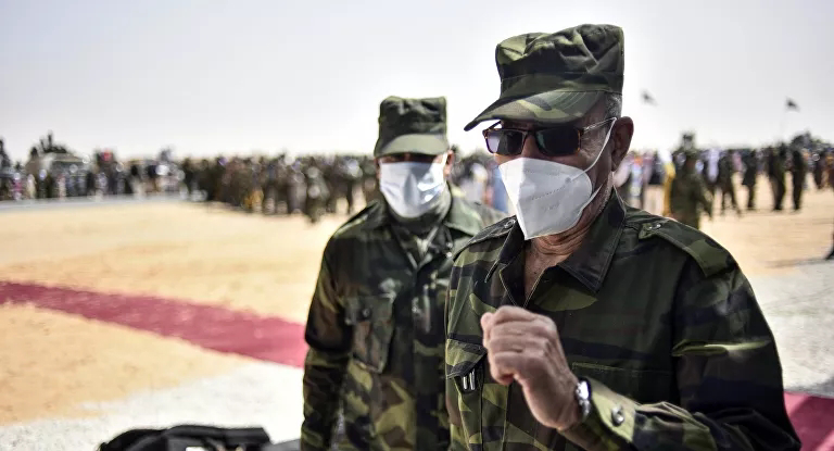 ¡ÚLTIMAS noticias – Sahara Occidental! 28 de abril de 2021