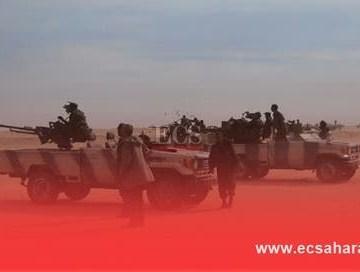 GUERRA EN EL SAHARA | Parte de Guerra Nº170