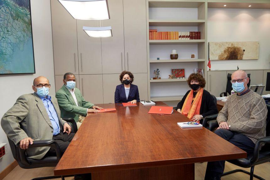 GOBIERNO DE NAVARRA: El Departamento de Derechos Sociales renueva su apoyo al trabajo de la Delegación Saharaui en Navarra