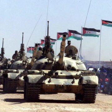 GUERRA EN EL SAHARA | Parte de guerra Nº163