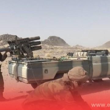 GUERRA EN EL SAHARA | Parte de guerra Nº161