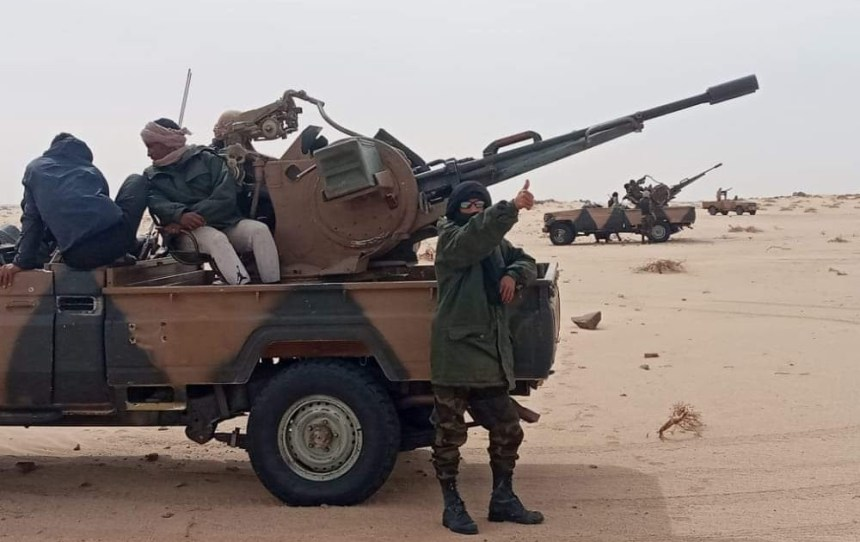 GUERRA EN EL SAHARA | El Ejército saharaui emprende más ataques en el sur de Marruecos por segundo día consecutivo