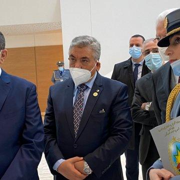Argelia se retira de la reunión regional aduanera por la presentación de mapas ilegal de la RASD | Sahara Press Service