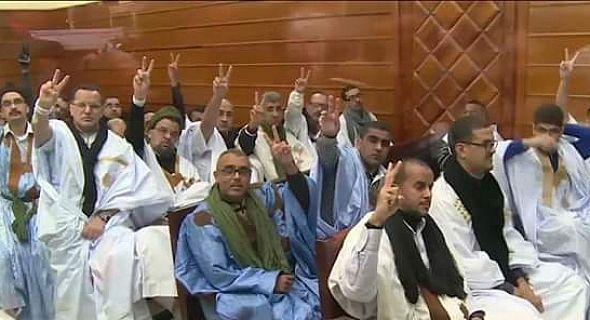 Los presos civiles saharauis del Grupo Gdeim Izik en la prisión local de Ait Melloul 2 sufren desnutrición y negligencia | Sahara Press Service