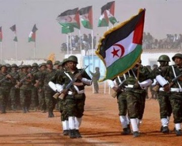 Permanent Office notes steadiness and advancement of combat activities of SPLA | Sahara Press Service