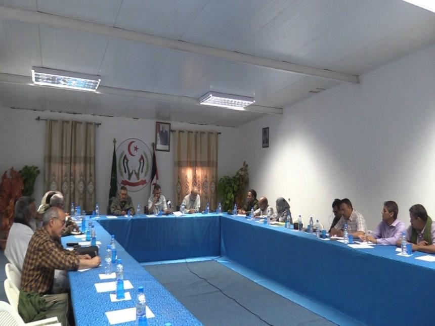 El Mecanismo Nacional de Prevención del COVID-19 insta a seguir estrictamente las medidas de prevención | Sahara Press Service