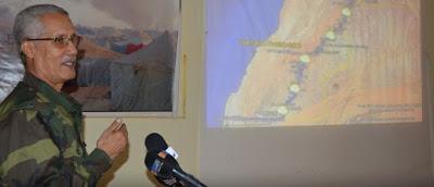 El Frente Polisario: «Marruecos usa drones desde el 13 de noviembre de 2020» #GuerraContraLaRASD
