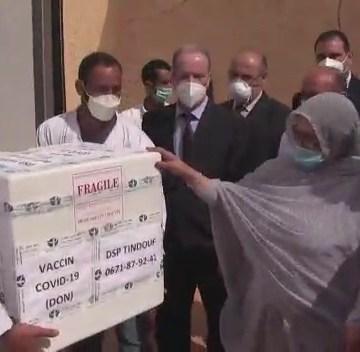 Comienza la vacunación contra el coronavirus en los campamentos de refugiados saharauis | Sahara Press Service