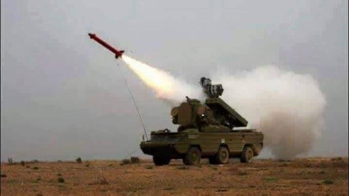 GUERRA EN EL SAHARA   Parte de Guerra Nº201