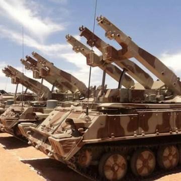 El Ejército saharaui continúa atacando las posiciones del ejército marroquí y obliga a los drones marroquíes a permanecer en sus bases