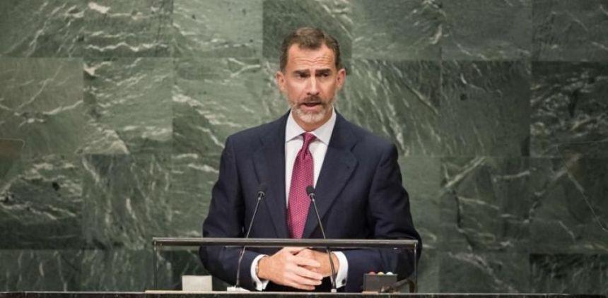 España ve cuando Felipe VI defendió la autodeterminación del pueblo saharaui | Contramutis