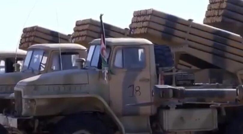 GUERRA EN EL SAHARA   El ELPS bombardea posiciones enemigas estacionadas en los sectores de Mahbes y Farsía   Sahara Press Service