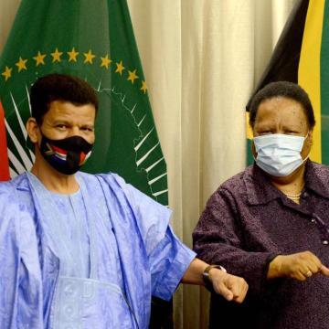 Sudáfrica reitera su apoyo a la «lucha del pueblo saharaui por su independencia»