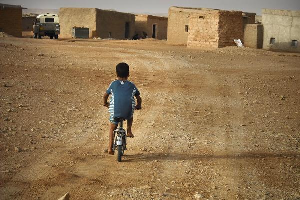 Sahara Repor juventud Saharaui - 2