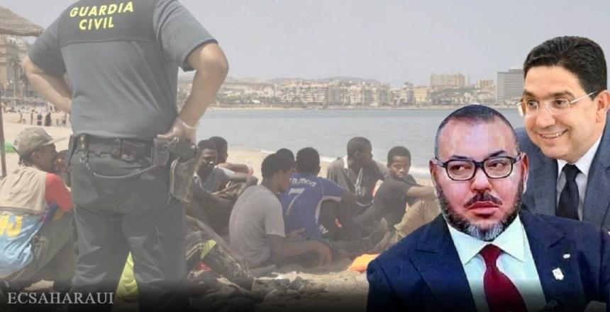 Marruecos, el rey que rabió