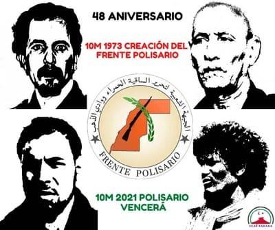 48 Aniversario de la creación del Frente Polisario – CEAS-Sahara