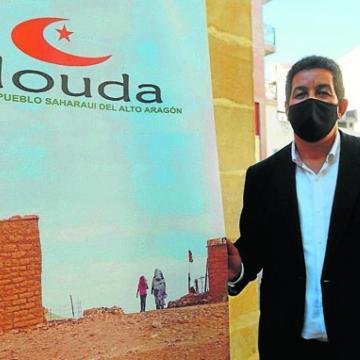 """Delegado del Frente Polisario para España: """"Alouda está haciendo un trabajo digno de agradecer y reconocer"""" – Diario del Alto Aragón"""