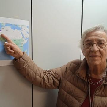 Testimonio de Angela Thomas – CEAS-Sahara