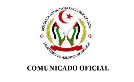 Comunicado del Ministerio de Exteriores de la RASD: »La política expansionista marroquí ha llegado a la quiebra»
