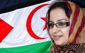 """Sultana Khaya: """"soy saharaui y solo por eso no me dejan ser libre""""   Contramutis"""