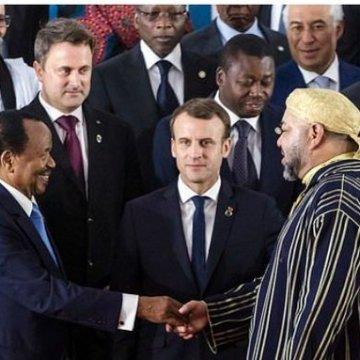 Cuando Brahim Gali y Mohamed VI compartieron foto de jefes de Estado y de Gobierno | Contramutis