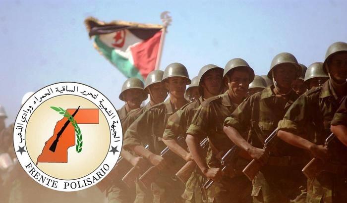 El ELPS continúa hostigando las fuerzas enemigas a lo largo del muro militar marroquí | Sahara Press Service