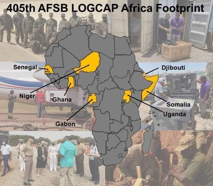 El Pentágono publica en el segundo día de las maniobras en Marruecos el mapa del Sáhara Occidental con sus fronteras legalmente reconocidas – #AfricanLion21