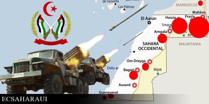 GUERRA EN EL SAHARA | Parte de Guerra Nº225