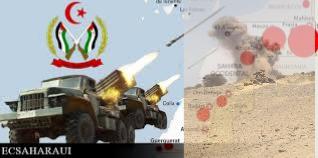 GUERRA EN EL SAHARA   Parte de Guerra Nº227