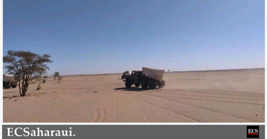El Ejército Saharaui destruye una base militar marroquí en Lazraziyat (Guelta)