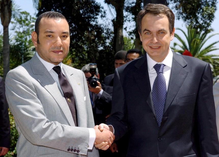 Zapatero se opone a la postura oficial de España y se alinea con Marruecos contra el pueblo saharaui