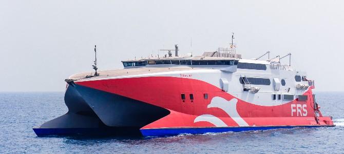 La naviera alemana FRS retira de Marruecos sus cinco buques de carga
