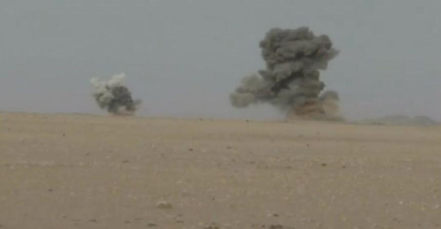 GUERRA EN EL SAHARA | Parte de Guerra Nº208
