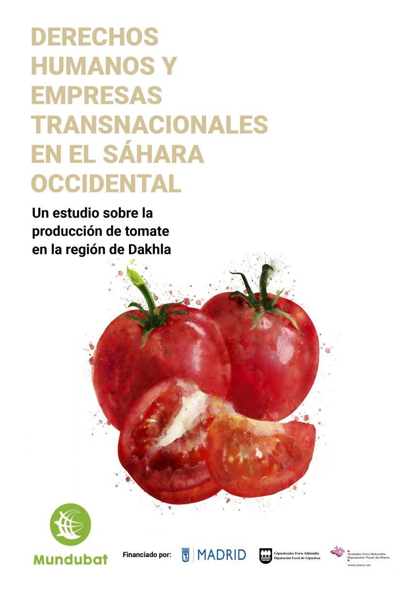 Estudio sobre la producción de tomate en la región de Dakhla – Mundubat