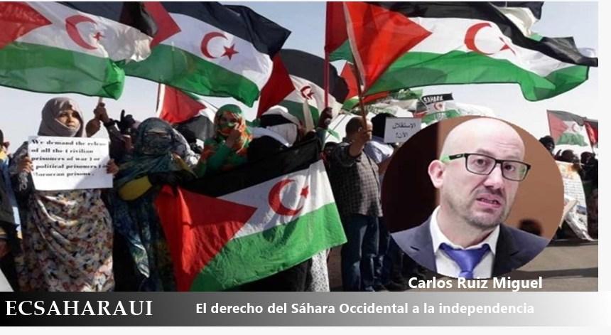«Reconocer la supuesta soberanía marroquí sobre el Sáhara Occidental «amenaza la paz en el norte de África»