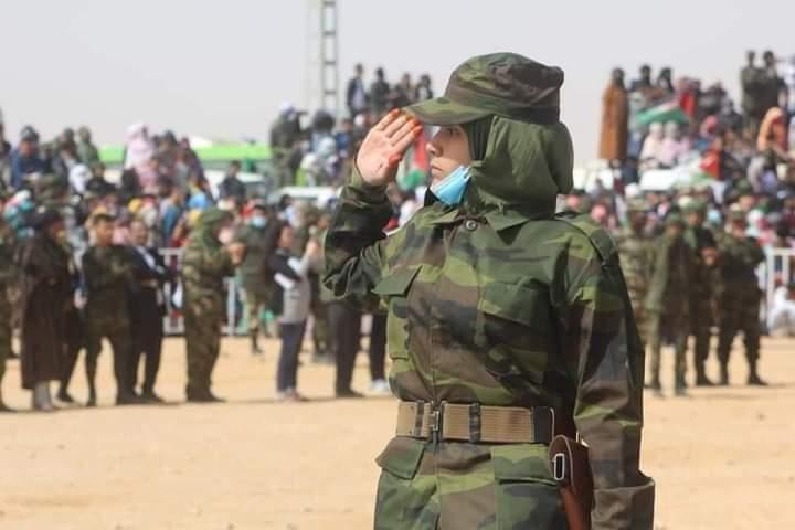 Las mujeres saharauis son realmente un ejemplo de coraje, voluntad, resistencia y una inspiración para muchos