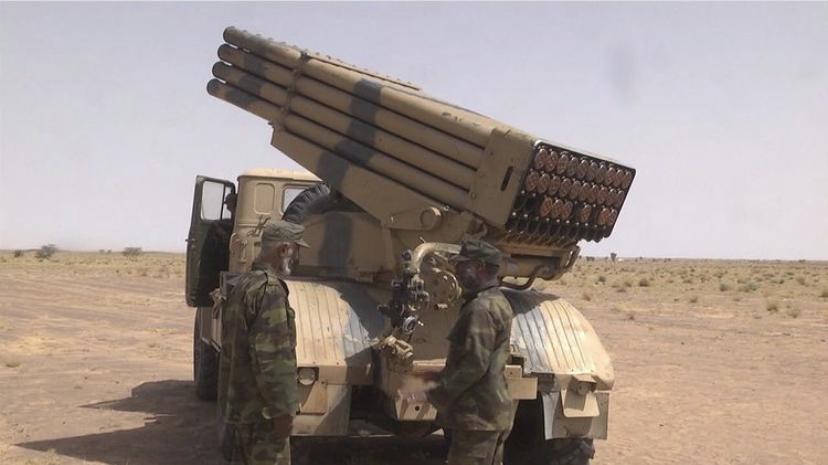 Las unidades del ELPS concentran sus ataques en los sectores de Mahbes y Bagari | Sahara Press Service