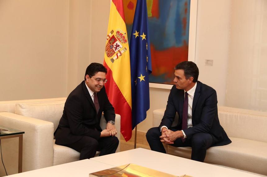 El eslabón perdido en la crisis diplomática entre España y Marruecos