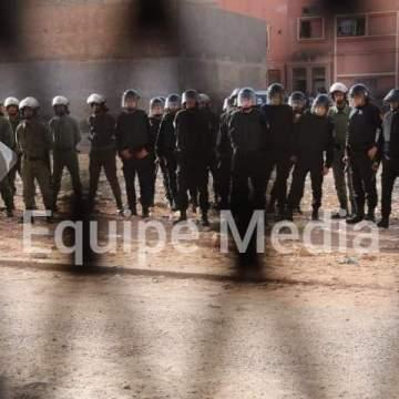 Mayo saharaui: Marruecos intensificó la represión contra los saharauis mientras protestaba por la presencia de Brahim Gali en España   Contramutis